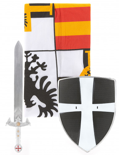 Kit per Cavaliere delle crociate-1