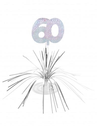 Centrotavola per 60 anni