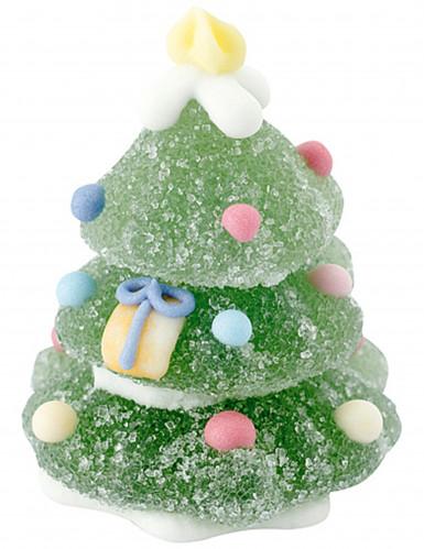 Albero di Natale in zucchero e gelatina