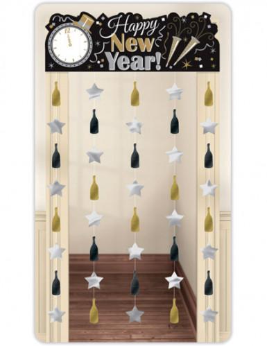 Decorazione con la scritta Happy New Year