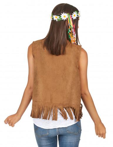 Gilet stile hippie da donna-1