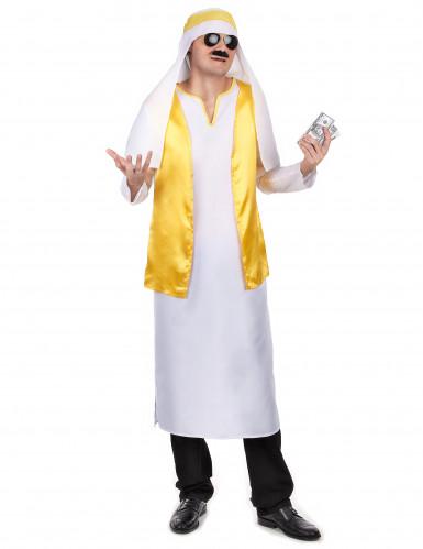 Costume Sceicco Arabo da uomo