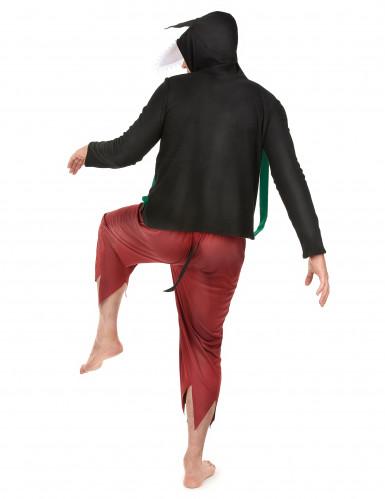 Costume da Lupo Cattivo per uomo-2