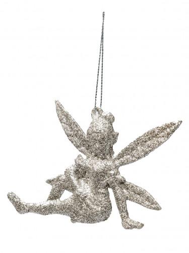 Fate ornamentali con paillettes argento