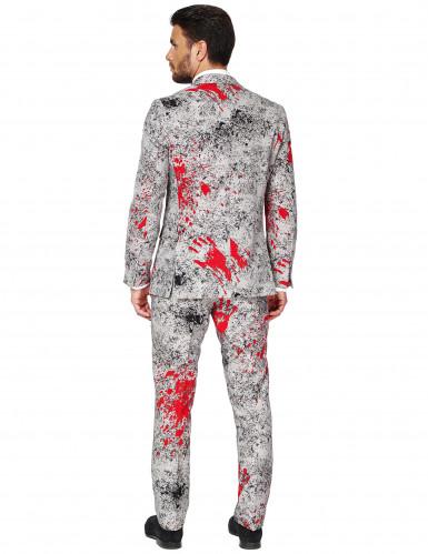 Costume da zombie in abito classico Opposuits™ per uomo-3