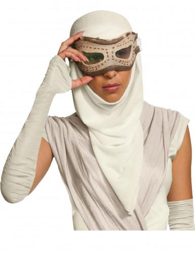 Maschera con cappuccio di Rey <br />- Star Wars™ da adulto-1