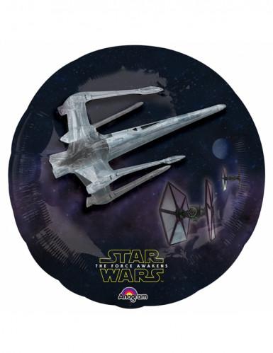 Pallone in alluminio della saga Star Wars VII-1