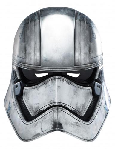 Maschera in carta raffigurante Capitan Phasma Star Wars VII