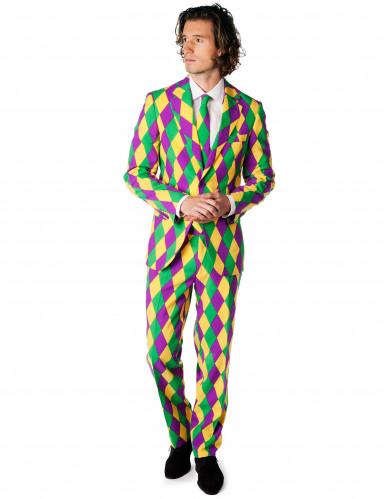 Costume da Mr Arlecchino Opposuits™ per uomo