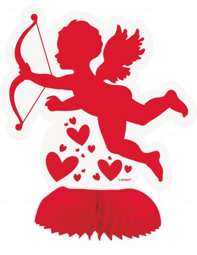 4 centri tavola con Cupido 15 cm