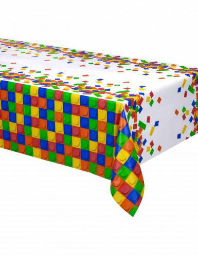 Tovaglia in plastica Gioco di costruzioni 137 x 260 cm