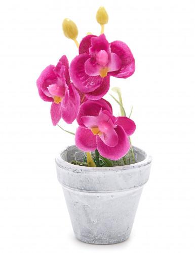 Piccola orchidea artificiale