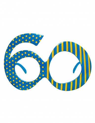 Occhiali per festeggiare 60 Anni