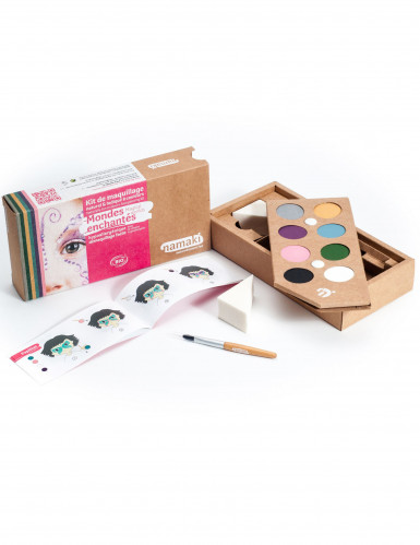 Kit per trucco Mondo Incantato con 8 colori