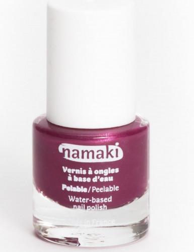 Smalto per unghie 7,5 ml Namaki Cosmetics ?a base di acqua lampone