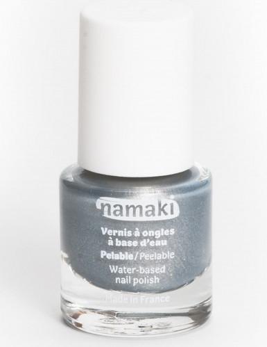 Smalto per unghie color argento Namaki Cosmetics ?