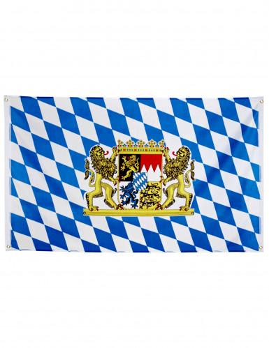 Banner con bandiera bavarese