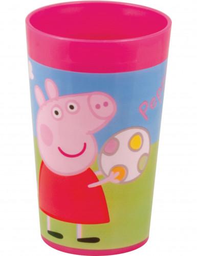 Bicchiere in plastica Peppa Pig™ 25 cl