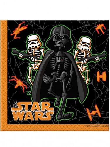 20 tovaglioli Star Wars™ per Halloween