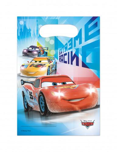6 sacchetti di plastica Cars Ice™
