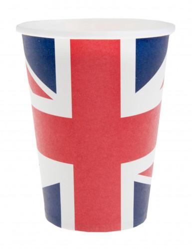 10 bicchieri di carta Regno Unito
