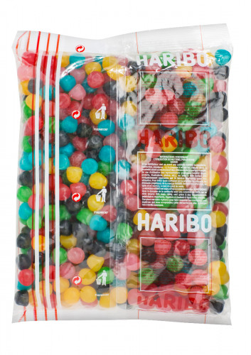 Maxi busta Haribo dragibus multicolor