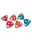 Grande papillon colorato da clown