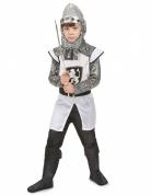 Costume da cavaliere delle Crociate per ragazzo