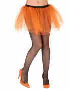 Tutù arancione fluo da donna