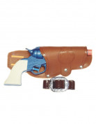 Kit Pistola e cinturone