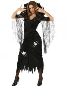 Costume ragno Halloween donna