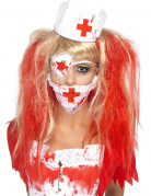 Kit per donna da infermiera insanguinata