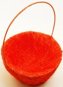Cestino arancione