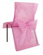 10 coprisedie Premium rosa