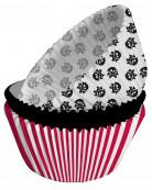 75 Pirottini cupcake Pirata Party