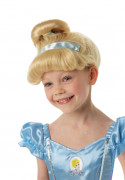 Parrucca da Cenerentola™ per ragazza
