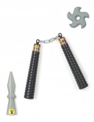 Kit da ninja nunchaku per bambino
