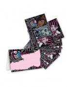 4 inviti di compleanno e buste Monster High™