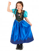 Costume della principessa Anna <br />- Frozen™ per bambina