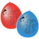 6 Palloncini colorati Jake e i pirati™