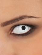 Lenti a contatto per inquietanti occhi bianchi
