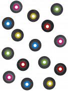 150 Coriandoli da tavola disco vinile