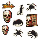 Set 12 decorazioni tema Halloween