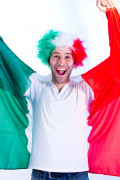 Kit per tifoso italiano Premium