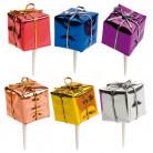 6 decorazioni per torte