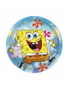 8 piatti di carta di SpongeBob™
