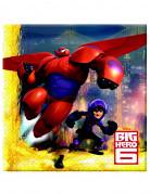 20 tovaglioli di carta di Big hero 6™
