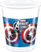 8 bicchieri degli Avengers™