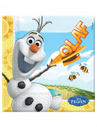 Confezione da 20 tovaglioli di carta con Olaf™