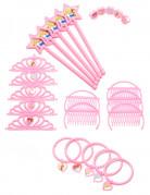 Kit di 20 accessori principesse Disney™